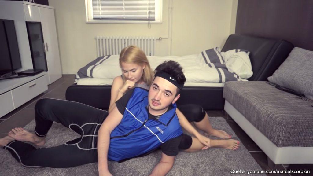 Dieser YouTuber hat seiner Freundin den Zahn ausgeschlagen!