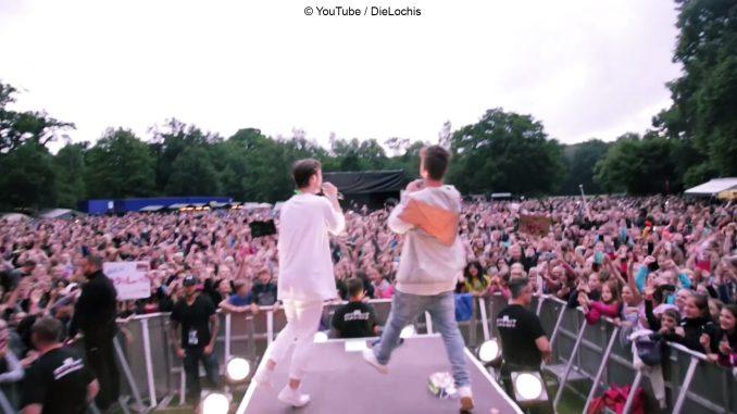 Großer Erfolg! DIESE YouTuber spielen ein Konzert vor 8.000 Fans