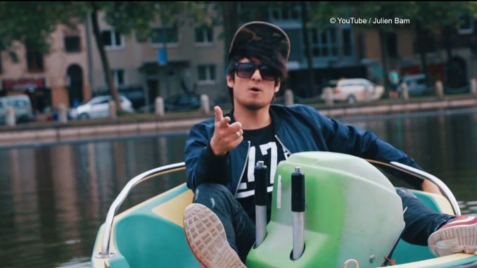 "Julien Bam - ""Mein Disstrack"" (Musikvideo)"