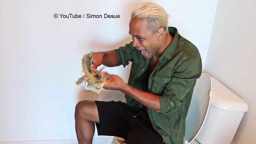 190.000€ durch YouTube? Simone Desue klärt auf: So viel verdienen YouTuber