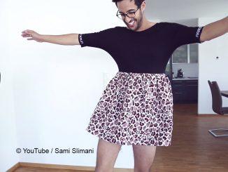 DIESR YouTuber zieht jetzt Frauen Klamotten an!!